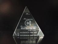 Pirámide del Centro de Cirugía de Mínima Invasión Jesús Usón